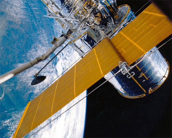 satellite and aerospace applications